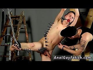 Gay bareback sex video male bondage art wanked to completion by adam