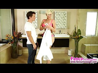 Busty and bubble butt dylan phoenix gets her pussy hammered by robby