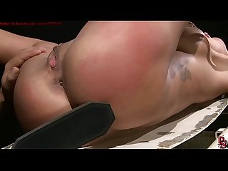 Super Sexy slave trained for sub slut bdsm Movie hardcore bondage sex