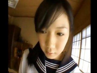 Lovely japanese girl yuuki aito