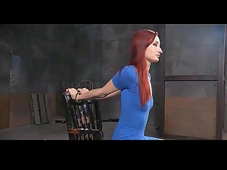 Redhead girl tied up and fucked hard www surimay net