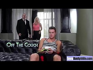 Busty Milf Wife (alura jenson) Bang Hardcore In Front Of Camera movie-02