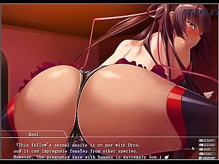 Taimanin Yukikaze Hentai Gameplay | Full Game At:..