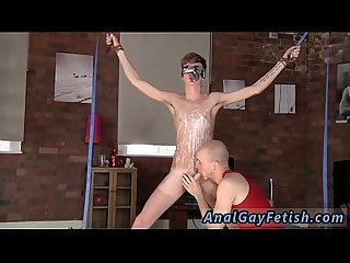 Gay clip pubes trim Twink guy Jacob Daniels is his latest meal,