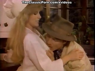 King Paul, Samantha Fox in vintage xxx scene
