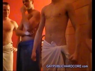 Sauna gay
