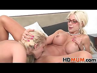 Dirty mom and daughter bang bf