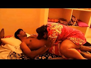 Suma aunty smooched grabbed and rubbed all over her plumpy body
