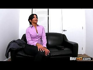 Big Ass latina rose monroe s very first porno 1 period 1