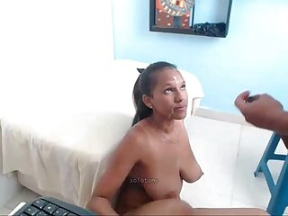 anal fuck then cum on face