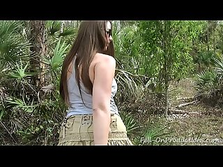 Milf gets facial in the woods period madisin lee in mom s 21st birthday surprise