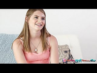 Pretty teen Alice fucked in the ass for the first time