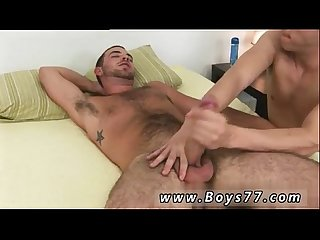 Gay blowjob in non porn films full length When his penis was halfway