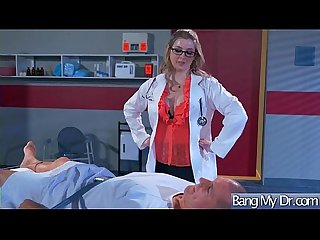 Hardcore sex act between doctor and hot slut patient lpar sunny lane rpar Mov 27