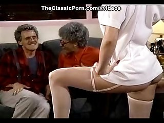 Lois ayres Billy dee joey silvera in sexy 80 s porn chick enjoys a threesome
