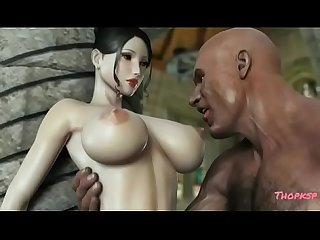 hentai queen loves her huge tits mengusik