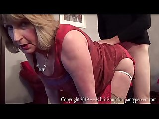 Rosemary takes ass to mouth and cumswallow
