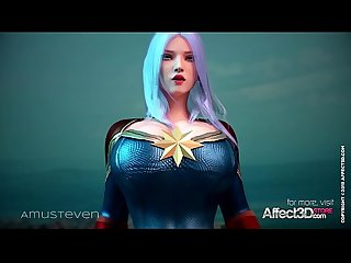 The Lust Avenger 3d animation