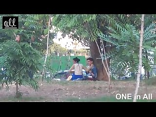Disturbing couples in public prank one in all pranks in india