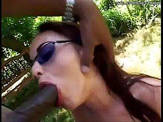 Black on readhead anal
