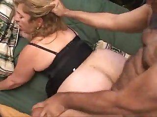 Bbw monique mature anal