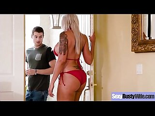 Banging on camera a naughty busty gorgeous housewife Nina elle mov 21