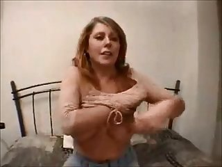 Big boobed Milf gets fucked on Homemade