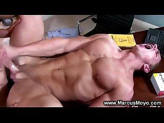 Sexy jock gets his ass pounded and cant get enough