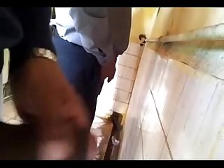 Blowjob in public toilet mp4