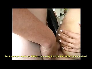 Stockings milf dirty anal fuck