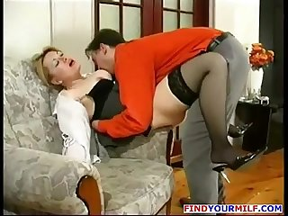 Russian mother secret Romance 05