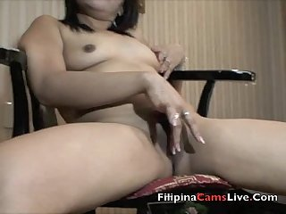 Asian bar girl from asiancamslive com webcam chat site masterbates