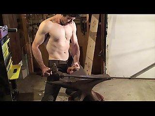 Preparing steel for the temper