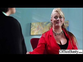 Sex Tape With Slut Office Bigtits Girl (krissy lynn) clip-21