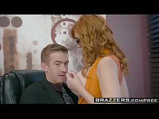 Brazzers big tits at work the New girl part 2 scene starring lauren phillips and danny D