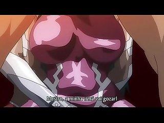 Taimanin Asagi epis�dio 5 (Especial) Pt- Br [NovoHentai]