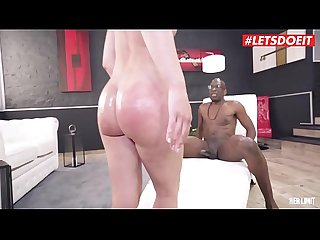 LETSDOEIT - Lovely Italian Valentina Bianco Tests Her Anal Limits