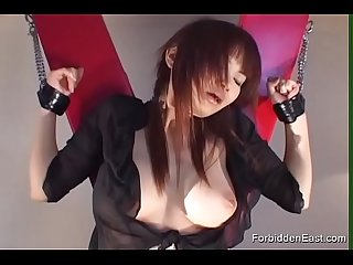Japanese Teen Dominated By Kinky Asian Master