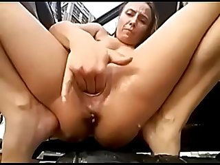 Outdoor squirt Dp Paula 92 part 1 full on asiansquirtcam com