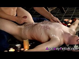Hairy gay armpit liking wanked and waxed to the limit