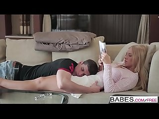 Babes step mom lessons kiara lord kristof cale Taken by surprise