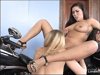 London keyes with Natalie norton
