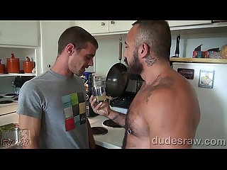 dudes raw brett bradley and alessio romero