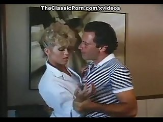 Amber lynn john leslie in amazing retro sex video with john leslie