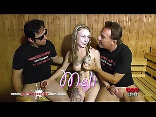 Little meli S extreme gangbang german goo girls