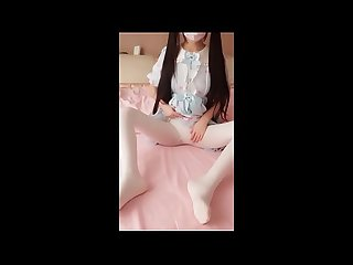 Tiktok sexy Asian teen girl cosplay in OW.EVA wow what a smoky body shape