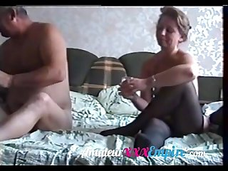 Milf and hubby sex