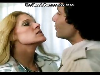 Cris cassidy comma john leslie in super Hot classic 80 s Porn featuring john leslie