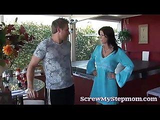 Fucking my horny stepmom