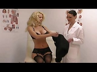 Lesbians big natural tits gyno fetish
